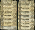 Obsoletes By State:Louisiana, Twenty-Five State of Louisiana $5 Notes.. ... (Total: 25 notes)