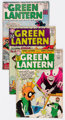 Green Lantern Group of 9 (DC, 1961-63) Condition: Average GD+.... (Total: 9 Comic Books)