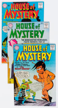 Silver Age (1956-1969):Horror, House of Mystery Group of 17 (DC, 1963-66) Condition: AverageFN+.... (Total: 17 Comic Books)