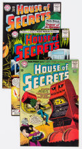 Silver Age (1956-1969):Horror, House of Secrets Group of 13 (DC, 1963-66) Condition: Average FN+.... (Total: 13 Comic Books)