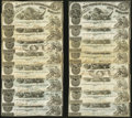 Obsoletes By State:Louisiana, Twenty-Five Louisiana State $5 Notes.. ... (Total: 25 notes)