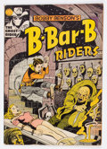 Golden Age (1938-1955):Horror, Bobby Benson's B-Bar-B Riders #14 (Magazine Enterprises, 1952)Condition: VG/FN....