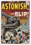 Silver Age (1956-1969):Horror, Tales to Astonish #15 (Marvel, 1961) Condition: VG+....