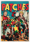 Golden Age (1938-1955):Miscellaneous, Patches #1 (Rural Home , 1945) Condition: FN+....