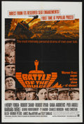 """Movie Posters:War, Battle of the Bulge (Warner Brothers, 1966). One Sheet (27"""" X 41"""").War. ..."""
