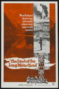 """Movie Posters:Documentary, The Land of the Long White Cloud (Universal International, 1960's). One Sheet (27"""" X 41""""). Documentary...."""