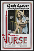 """Movie Posters:Adult, The Sensuous Nurse (Mid-Broadway Productions, 1979). One Sheet (27"""" X 41""""). Adult. ..."""