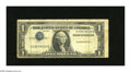 Error Notes:Inverted Third Printings, Fr. 1614 $1 1935E Silver Certificate. Very Good-Fine. An invertedthird printing is found on this $1 Silver....