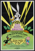 "Movie Posters:Animated, Bugs Bunny Superstar (Warner Brothers, 1976). One Sheet (27"" X41""). Animated. ..."