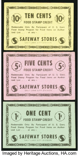 MiscellaneousOther Salt Lake City UT Safeway Stores Food Stamp Credit Coupons