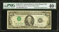 Error Notes:Inverted Third Printings, Fr. 2168-J $100 1977 Federal Reserve Note. PMG Extremely Fine 40EPQ.. ...