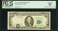 Error Notes:Shifted Third Printing, Fr. 2170-L $100 1981A Federal Reserve Note. PCGS Very Fine 35.. ...