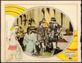 "Movie Posters:Comedy, Three Ages (Metro, 1923). Lobby Card (11"" X 14"").. ..."