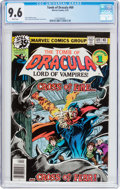 Bronze Age (1970-1979):Horror, Tomb of Dracula #69 (Marvel, 1979) CGC NM+ 9.6 White pages....