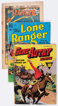 Silver Age (1956-1969):Miscellaneous, Comic Books - Assorted Platinum-Bronze Age Comics Group of 37(Various Publishers, 1931-78) Condition: Average GD.... (Total: 37Comic Books)