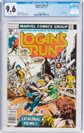 Bronze Age (1970-1979):Science Fiction, Logan's Run #7 (Marvel, 1977) CGC NM+ 9.6 White pages....