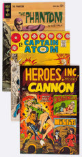 Silver Age (1956-1969):Superhero, Comic Books - Assorted Golden-Bronze Age Superhero Comics Group of 32 (Various Publishers, 1952-75) Condition: Average VG-.... (Total: 32 Comic Books)