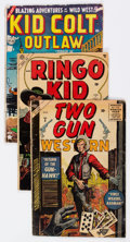 Golden Age (1938-1955):Western, Atlas Golden Age Western Comics Group of 27 (Atlas, 1950s) Condition: Average GD.... (Total: 27 Comic Books)