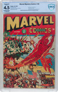 Golden Age (1938-1955):Superhero, Marvel Mystery Comics #48 (Timely, 1943) CBCS Conserved VG+ 4.5 Off-white to white pages....