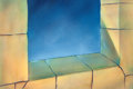 Animation Art:Painted cel background, Beanstalk Jack Production Background Group of 4 (Terrytoons,1946). ... (Total: 4 )