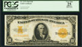 Large Size:Gold Certificates, Fr. 1173 $10 1922 Gold Certificate PCGS Apparent Very Fine 25.. ...