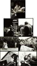 """Movie Posters:Drama, East of Eden by Jack Albin (Warner Brothers, 1955). Photos (28)(7.5"""" X 9.5).. ... (Total: 28 Item)"""