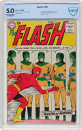 Silver Age (1956-1969):Superhero, The Flash #105 (DC, 1959) CBCS VG/FN 5.0 Cream to off-whitepages....