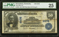 National Bank Notes:Kentucky, Owensboro, KY - $50 1902 Plain Back Fr. 684 First NB & TC Ch. #2576. ...