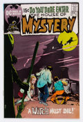 Bronze Age (1970-1979):Horror, House of Mystery #190 (DC, 1971) Condition: VF/NM....