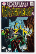 Silver Age (1956-1969):Horror, House of Mystery #177 (DC, 1968) Condition: VF/NM....