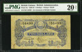 World Currency: , British Guiana Government of British Guiana $2 1.1.1920 Pick 2A. ....