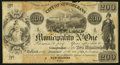 Obsoletes By State:Louisiana, New Orleans, LA- Municipality No. One $200 Oct. 30, 1837 Remainder. ...