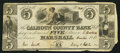 Obsoletes By State:Michigan, Marshall, MI- Calhoun County Bank $5 Dec., 1851. ...