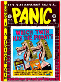 Memorabilia:Comic-Related, EC The Complete Panic Slipcased Book Set (Russ Cochran, 1984)....