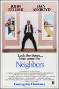 "Movie Posters:Comedy, Neighbors & Others Lot (Columbia, 1981). Flat Folded One Sheets (3) (27"" X 41"") Advance. Comedy.. ... (Total: 3 Items)"