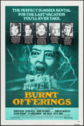 "Movie Posters:Horror, Burnt Offerings & Others Lot (United Artists, 1976). One Sheets (5) (27"" X 41"") Style B. Horror.. ... (Total: 5 Items)"