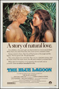 "Movie Posters:Adventure, The Blue Lagoon & Other Lot (Columbia, 1980). One Sheets (2)(27"" X 41""). Adventure.. ... (Total: 2 Items)"