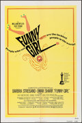 "Movie Posters:Musical, Funny Girl & Others Lot (Columbia, 1968). One Sheets (3) (27"" X 41"") & Italian Lobby Card Set of 8 (11"" X 14""). Musical.. ... (Total: 11 Items)"