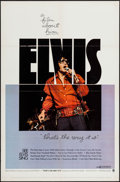 "Movie Posters:Elvis Presley, That's the Way It Is (MGM, 1971). Folded, Very Fine+. One Sheet(27"" X 41""). Elvis Presley.. ..."