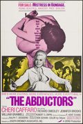 "Movie Posters:Sexploitation, The Abductors & Other Lot (Joseph Brenner Associates, 1972).One Sheets (2) (27"" X 40"" & 27.5"" X 41). Sexploitation.. ...(Total: 2 Items)"