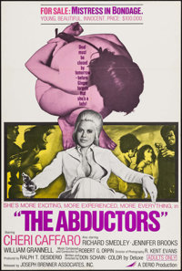 """The Abductors & Other Lot (Joseph Brenner Associates, 1972). One Sheets (2) (27"""" X 40"""" & 27.5&..."""