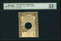 Colonial Notes:Connecticut, Connecticut June 1, 1780 9d PMG About Uncirculated 53 EPQ.. ...