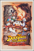"""Movie Posters:Animation, Duck Tales: The Movie - Treasure of the Lost Lamp (Buena Vista,1990). One Sheet (27"""" X 41""""). Animation.. ..."""
