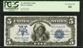 Large Size:Silver Certificates, Fr. 280 $5 1899 Silver Certificate PCGS Very Choice New 64.. ...