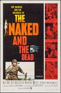 "Movie Posters:War, The Naked and The Dead & Other Lot (RKO, 1958). One Sheets (2)(27"" X 41""). War.. ... (Total: 2 Items)"