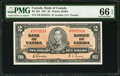 Canadian Currency: , BC-22b $2 1937.. ...