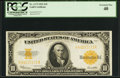 Large Size:Gold Certificates, Fr. 1173 $10 1922 Gold Certificate PCGS Extremely Fine 40.. ...