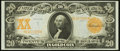 Large Size:Gold Certificates, Fr. 1186 $20 1906 Gold Certificate Very Fine-Extremely Fine.. ...