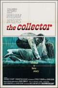 """Movie Posters:Thriller, The Collector (Columbia, 1965). One Sheet (27"""" X 41""""). Thriller....."""