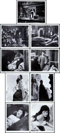 "Movie Posters:Horror, Horror of Dracula (Universal International, 1958). Photos (19) (8""X 10"").. ... (Total: 19 Items)"